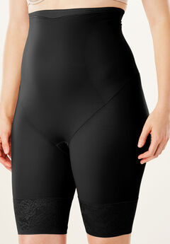 Firm Control Shaping Shorts by Maidenform®, BLACK, hi-res
