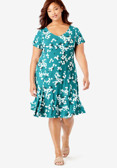 a2eaa2f2d23 Plus Size Work Dresses