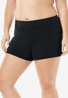 Wide-Band Swim Short by Swim 365,