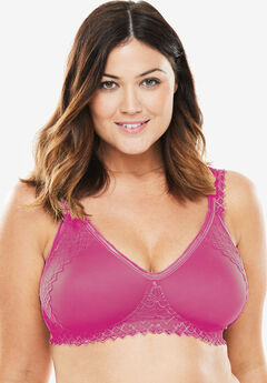 Secret Shaping underwire bra by Comfort Choice®, BRIGHT BERRY, hi-res