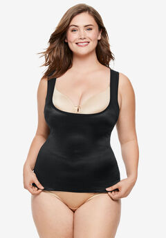 Wear-Your-Own-Bra Tank by Secret Solutions® Curvewear,
