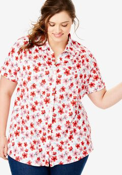 fb7b930b Plus Size T-Shirts for Women | Woman Within
