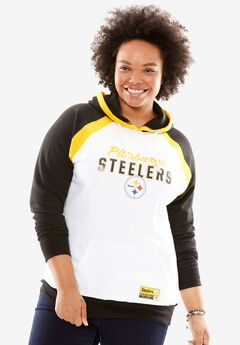 NFL Fleece Hooded Sweatshirt, STEELERS