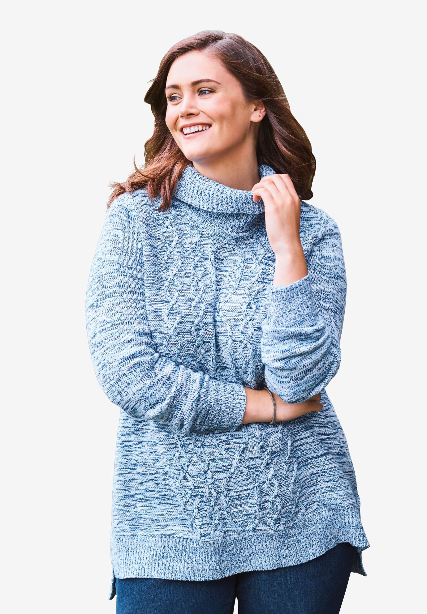 Plus Size Turtlenecks for Women | Woman Within