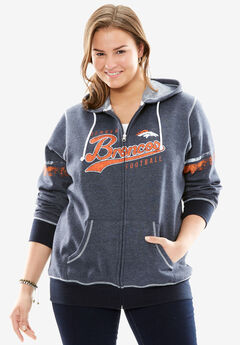NFL Zip-Up Hooded Sweatshirt,