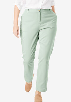 8d06617b629 Plus Size Pants and Khakis for Women