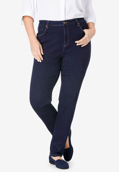Perfect Straight Leg Jean, INDIGO