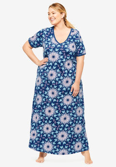 3a4a4df18d Plus Size Sleepwear & Nightgowns for Women | Woman Within