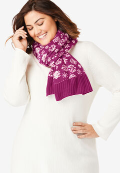 Knit Scarf,