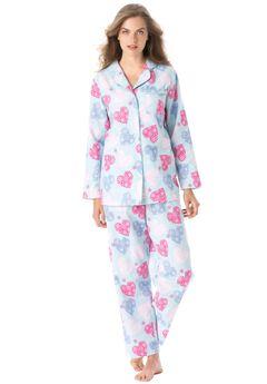 Plaid Flannel PJ Set by Dreams & Co.®,