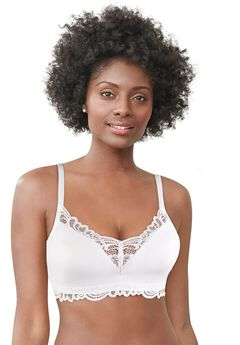 Lace Desire™ Tailored Convertible Wirefree Bra by Bali,