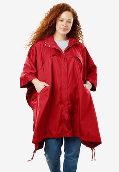 Packable Rain Cape,