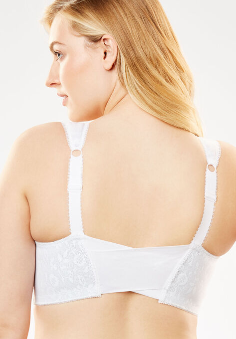 eb5899d7b Playtex® 18 Hour Front-Close Wireless Bra with Flex Back  4695 ...