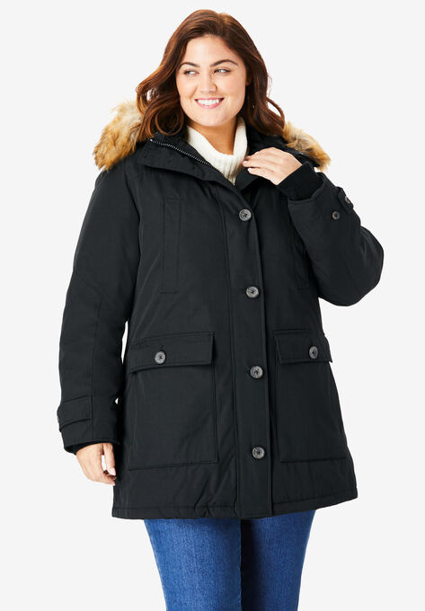 b8861f0d9 The Arctic Parka™| Plus Size Puffer Coats | Woman Within