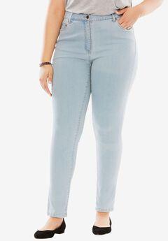 Stretch Skinny Jean, BLEACH, hi-res