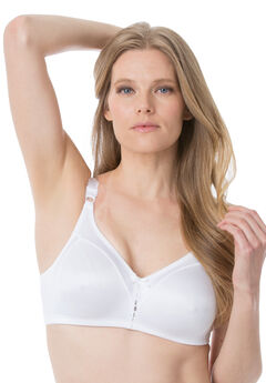 Double support wireless soft cup bra by Bali®,