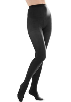 2-Pack Opaque Tights by Comfort Choice®,