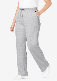 Better Fleece Sweatpant, HEATHER GREY