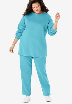Fleece Sweatsuit,