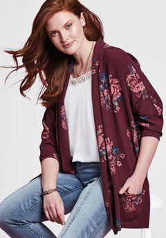 Short Robe Jacket by Chelsea Studio®,