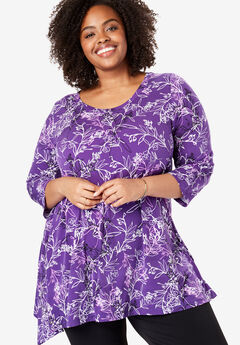 Best Dressed® Essential High-Low Tunic,