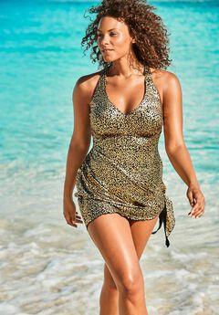 Multi-Style Convertible Swim Dress,