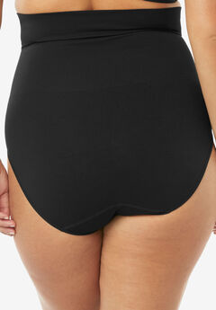 de9600f167c Seamless High Waist Brief by Secret Solutions® Curvewear