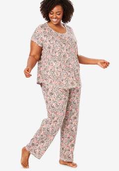 Plus Size Pajamas Sets   PJs for Women  bf45d6a29