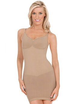 Julie France by Euroskins Léger Ultra Light Cami Dress Shaper,