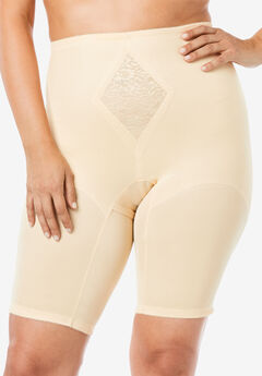 Medium shaping, long-leg shaper by Rago®, BEIGE, hi-res