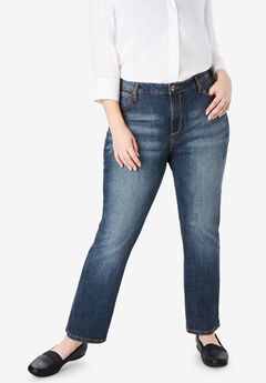 Aura Instantly Slimming™ Bootcut Jean by Wrangler®, AUTUMN GOLD