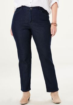Classic Fit Slimming Jean by Lee®, HORIZON