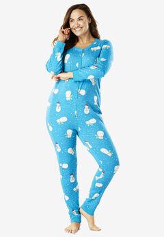 05a444647ab Holiday Print Onesie Pajama by Dreams   Co.®