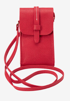 Mini Crossbody Bag, HOT RED, hi-res