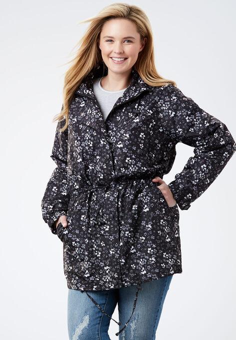 397e876cac6 Fleece-Lined Taslon® Anorak