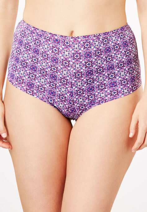 740cae90dd Microfiber Hipster Panty by Comfort Choice®