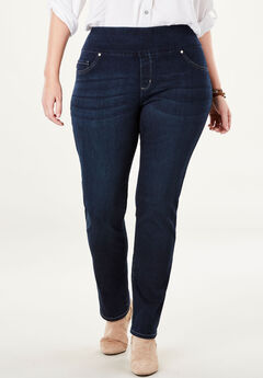 Sculpting Pull-On Jean by Lee®, INFINITY