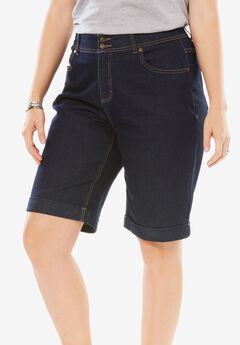 Tummy Tamer Denim Short,
