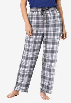 Cotton Flannel Pants by Dreams & Co.®,