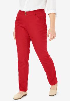 Straight Leg Tummy Tamer Jean,