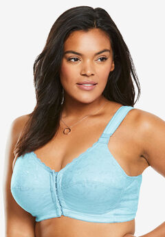 Lace Wireless Posture Bra by Comfort Choice®,