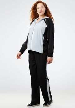 Woven Track Suit,