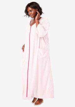 Soft Terry Kimono Sleeve Robe by Dreams & Co.®,