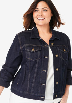 5dc883930db80 Plus Size Jackets   Blazers for Women