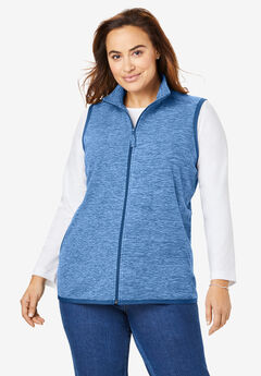 d0c707f479a Plus Size Microfleece Jackets for Women