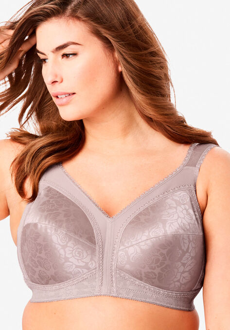 262823f4a1da Playtex® 18 Hour Ultimate Shoulder Comfort Wireless Bra #4693| Plus ...