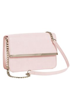 Chain Strap Bag by ellos®, PALE BLUSH, hi-res