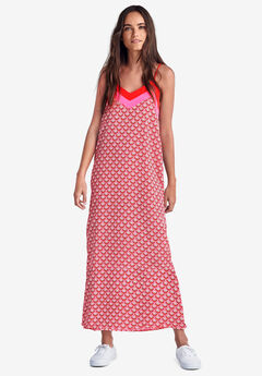 Colorblock Maxi Dress by ellos®,