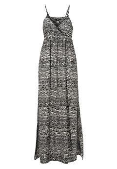 Madrid Maxi Dress by ellos®, BLACK PRINT, hi-res