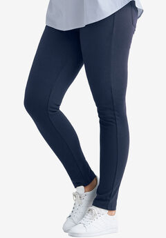 Skinny Knit Pants,